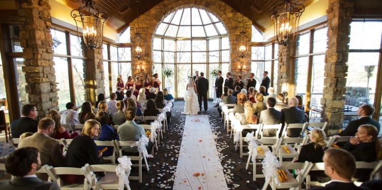 Loch Lloyd Country Club wedding Kansas City
