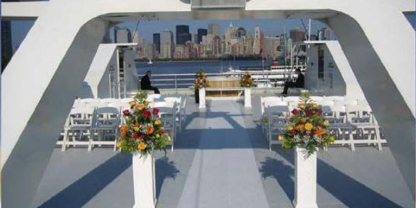 The Atlantis from Francesca's Touch of Class wedding Manhattan