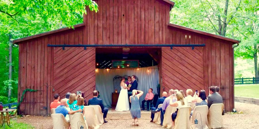 Top Of Woodland Wedding Chapel wedding Nashville