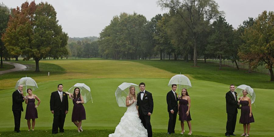 St. Andrews Golf Club wedding Kansas City