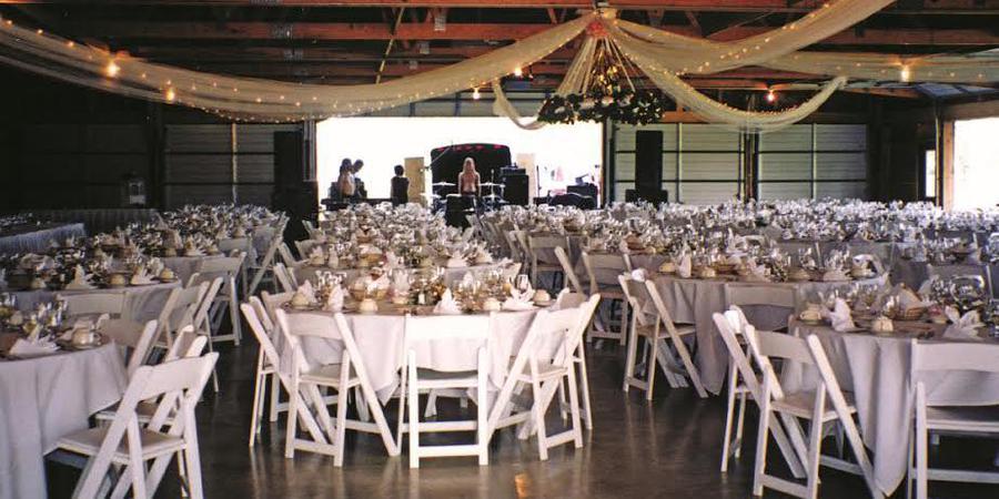 Nature Center Pavilion at EAA wedding Green Bay