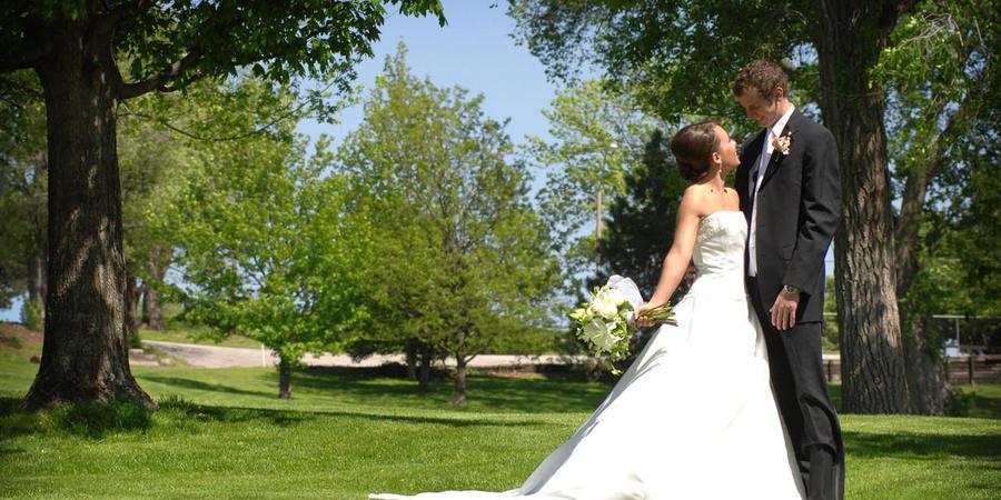Hillcrest Golf & Country Club wedding Kansas City