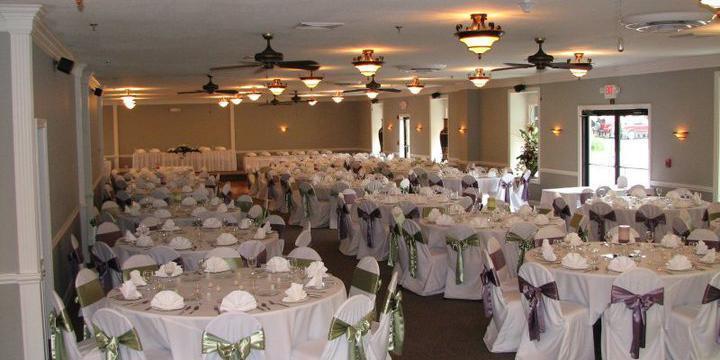 Emaline Ballroom wedding Kansas City