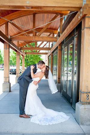 Plains Art Museum wedding North Dakota