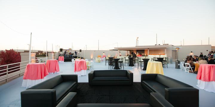 A Legendary Rooftop wedding Kansas City