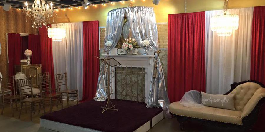 Rhinestone Wedding Chapel wedding Nashville