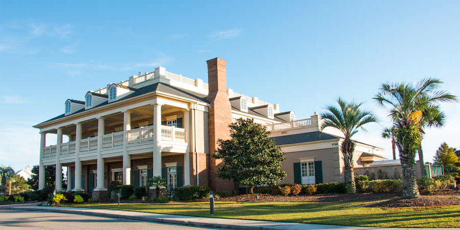 RiverTowne Country Club wedding Charleston