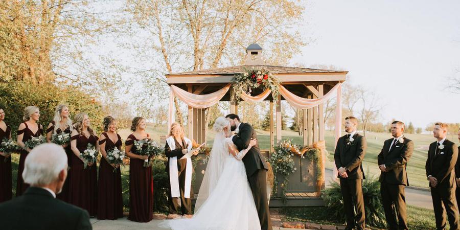 The Player's Club wedding Nebraska
