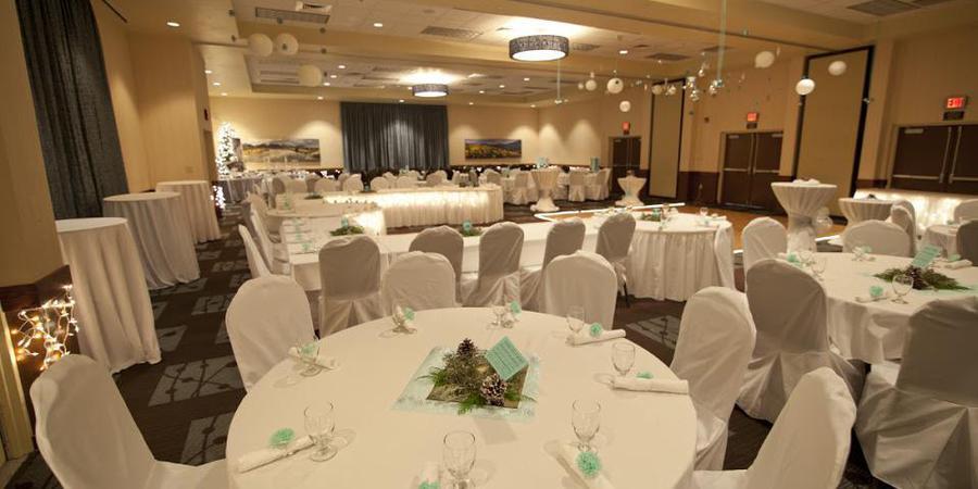 Best Western Plus GranTree Inn wedding Montana