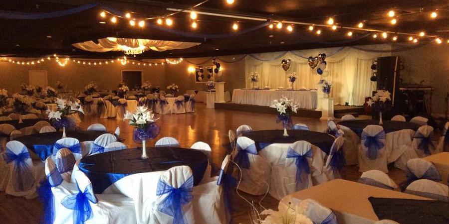 Venue 3130 wedding Wichita