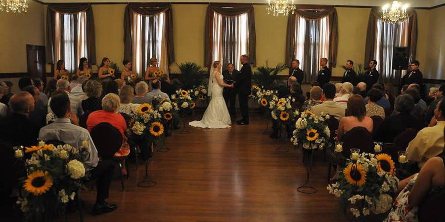 The Corinthian Banquet Hall and Event Center wedding Pittsburgh