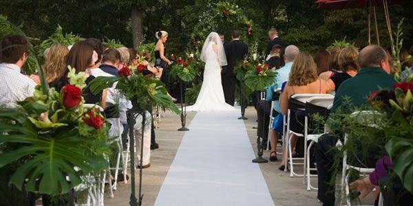 Seven Springs Winery wedding Kansas City