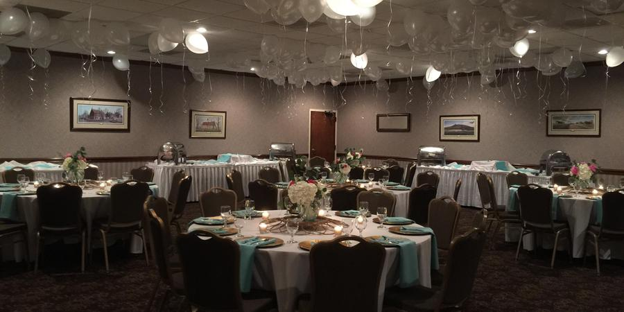 Village Inn Event Center wedding Greensboro/Triad