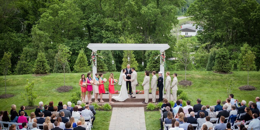 Eighteen Ninety wedding Kansas City