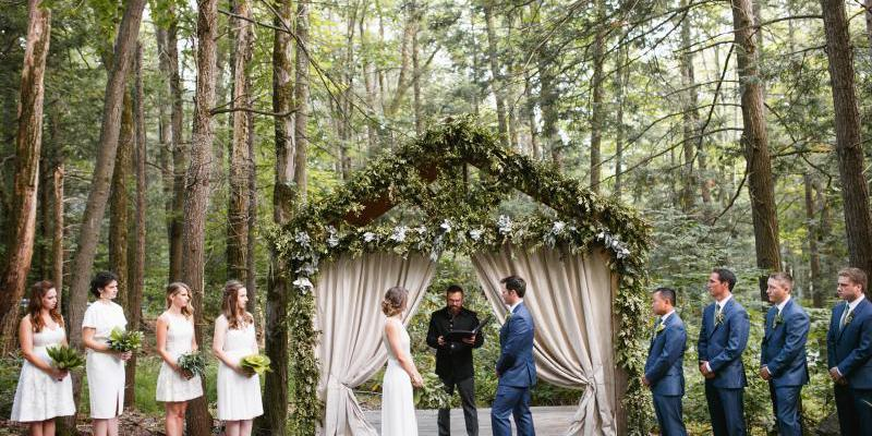 Tall Timber Barn Weddings | Get Prices for Wedding Venues ...