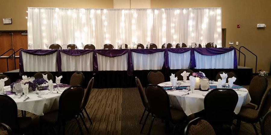 Highland Conference Center wedding South Dakota