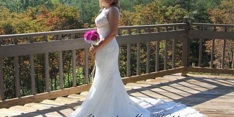 Above the Mist Mountain View wedding Knoxville