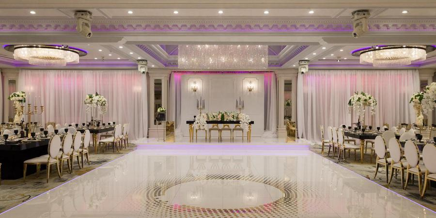 Glenoaks Ballroom by LA Banquets wedding Los Angeles