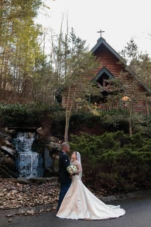 Above the Mist Weddings Chapel Venue wedding Gatlinburg