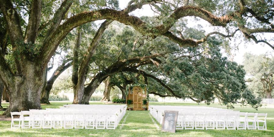 Stella Plantation wedding New Orleans