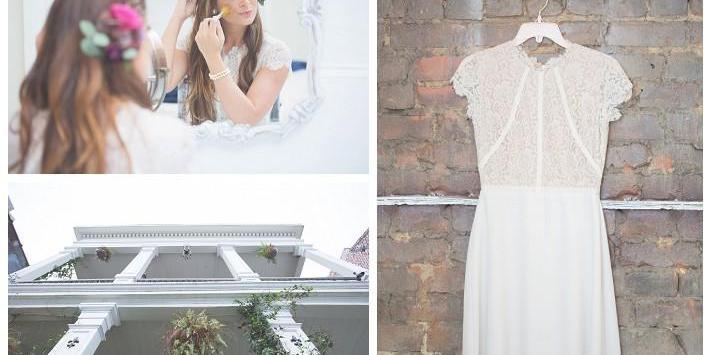 Fleur De Lis Mansion wedding New Orleans