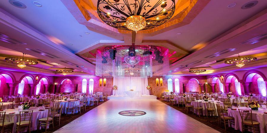 Le Foyer Ballroom by LA Banquets wedding Los Angeles