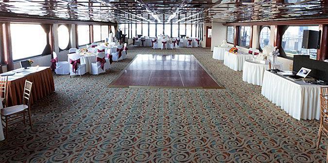 Nautical Holidays: Atlantica wedding North Jersey