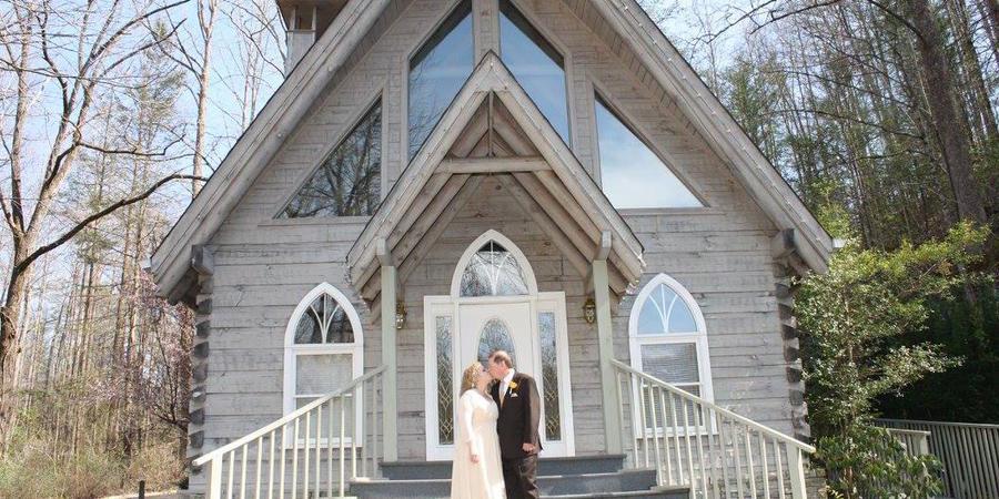 Chapel in the Glades wedding Gatlinburg