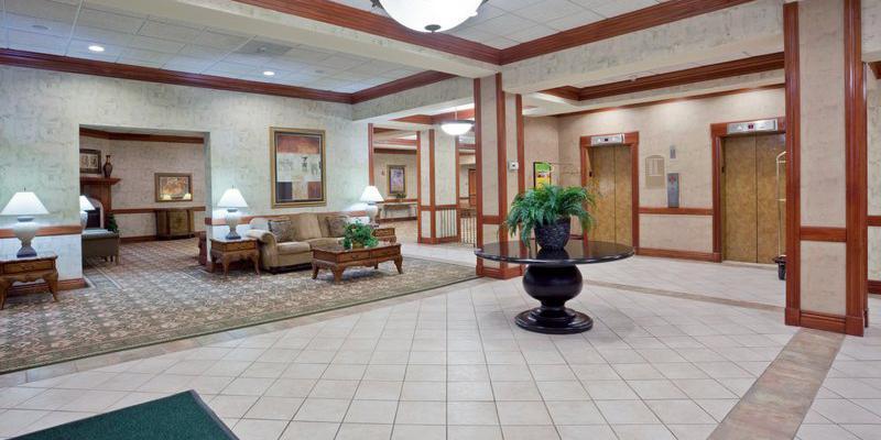 Holiday Inn Hotel & Suites Overland Park-West wedding Kansas City