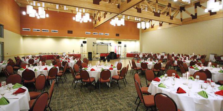 Las Cruces Convention Center wedding New Mexico