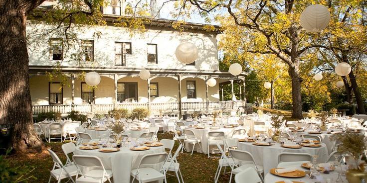 Bingham-Waggoner Estate wedding Kansas City