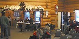 Alaska Dog Mushers Association wedding Alaska
