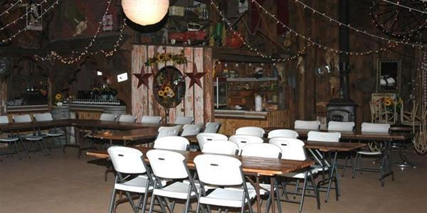 Bellevue Berry Farm Frontier Room wedding Nebraska