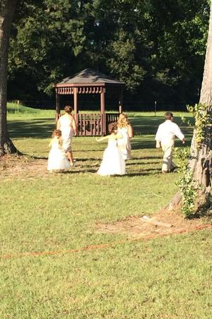 The Hills at Galivants Ferry wedding Myrtle Beach