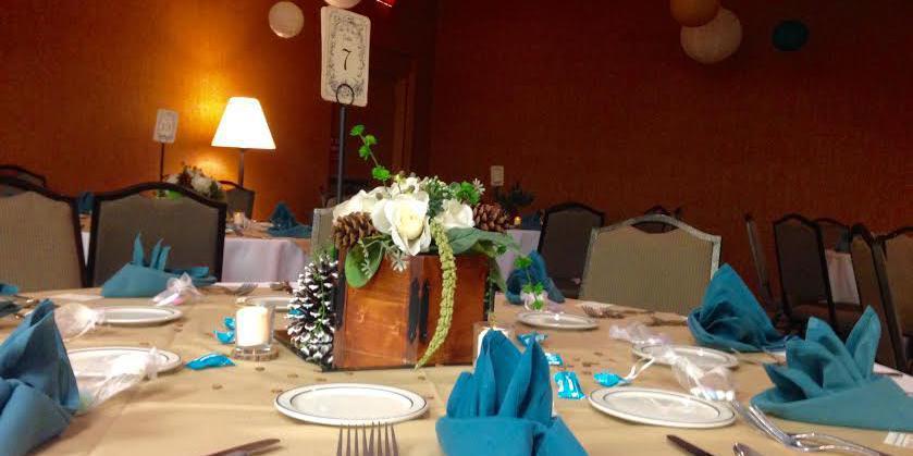 Nativo Lodge wedding New Mexico