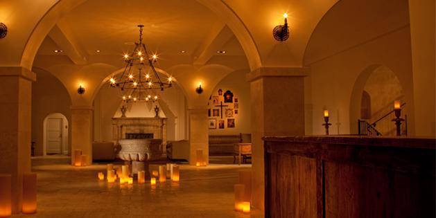 Hotel St. Francis wedding New Mexico
