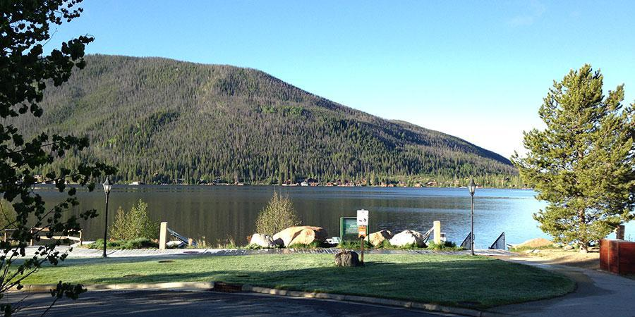 Colorado Cabin Adventures at Grand Lake wedding Denver