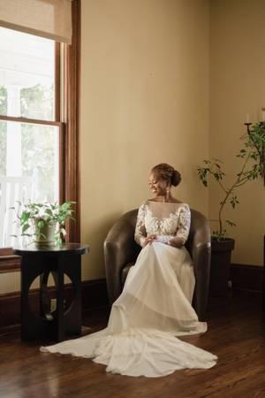 Whitehead Manor wedding Charlotte