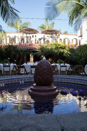 The Villa Del Sol wedding Orange County