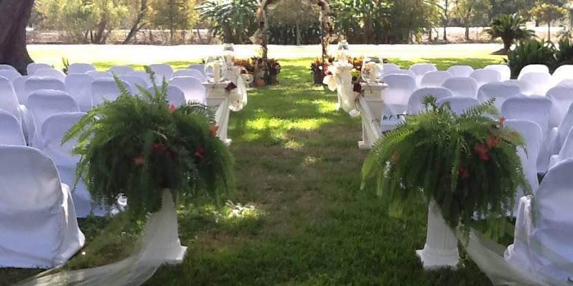 Twelve Oaks Plantation Bed & Breakfast wedding Acadiana