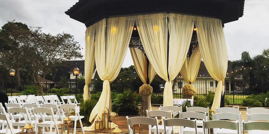 Chateau Country Club wedding New Orleans