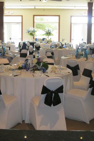 Lake Macbride Golf Club wedding Des Moines