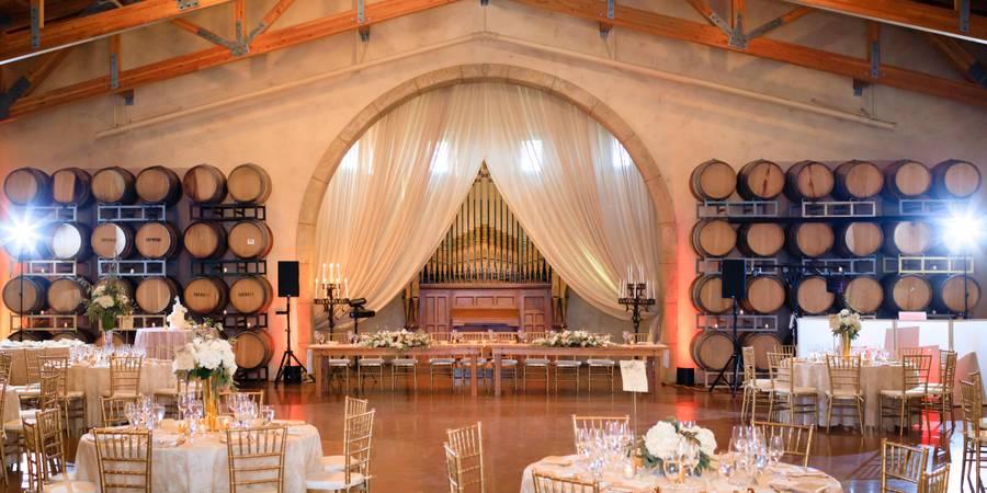 Jacuzzi Family Vineyards wedding Napa/Sonoma