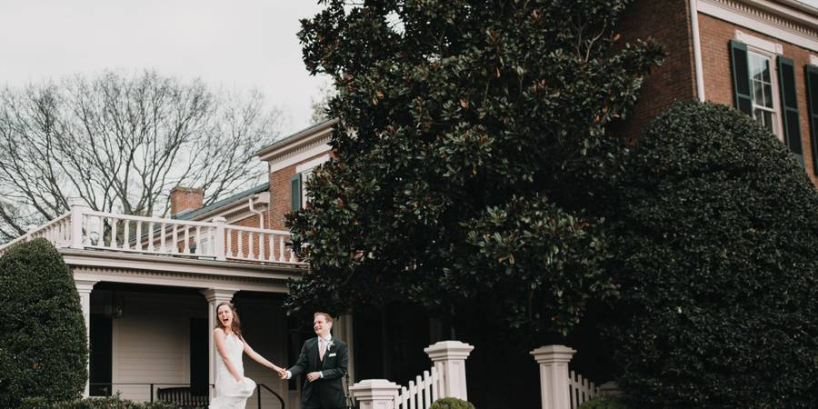The Governors Club wedding Nashville