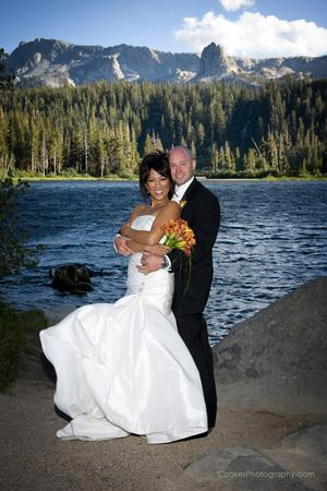 Mammoth Mountain - Forest Chapel at Tamarack Lodge wedding Yosemite