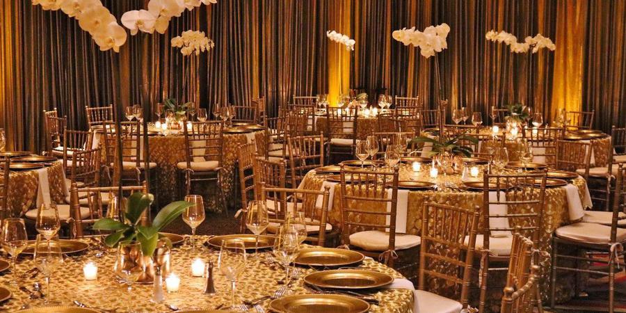 Golden Nugget Lake Charles wedding Acadiana