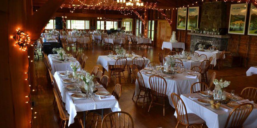 Ohana Family Camp wedding Vermont