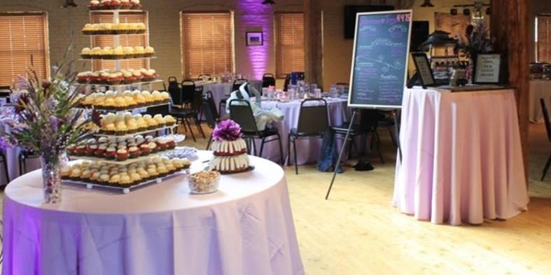 The Old Mattress Factory wedding Nebraska