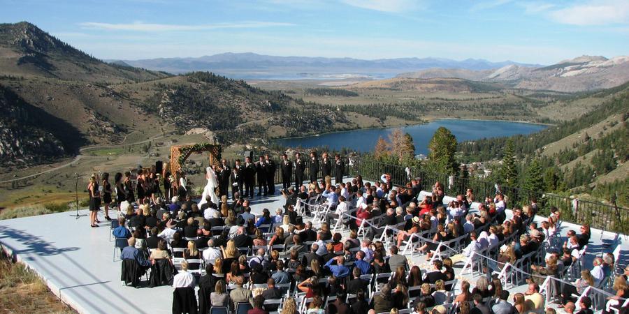 Mammoth Mountain - June Mountain and Chalet wedding Yosemite