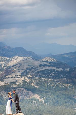 Mammoth Mountain - Sundecks, Mill Café, and McCoy Station wedding Yosemite
